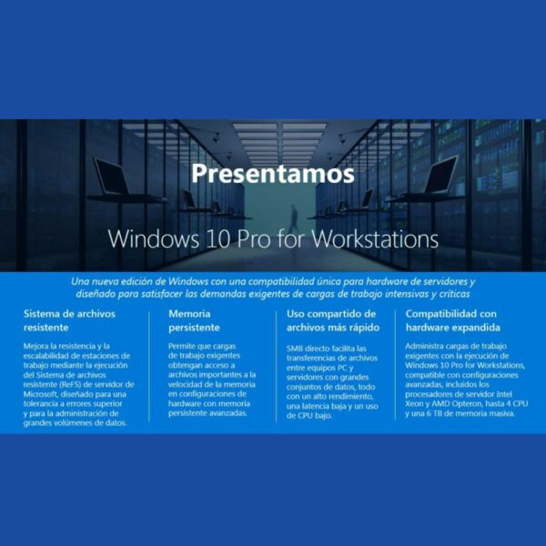 detalles de windows 10 pro